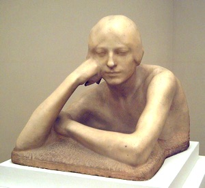daydream statue