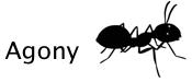 agony ant