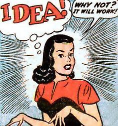 idea comic