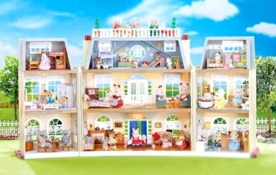 bunny dollhouse