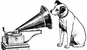 my masters voice
