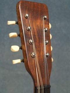 mandolin head