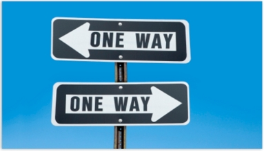 One-Way-Both-Ways