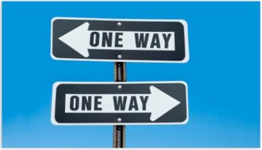 One-Way-Both-Ways