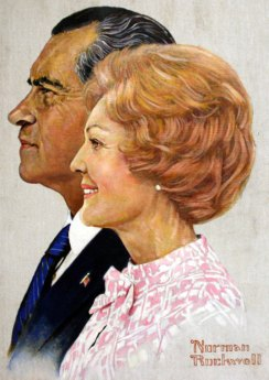 richard-and-pat-nixon-rockwell