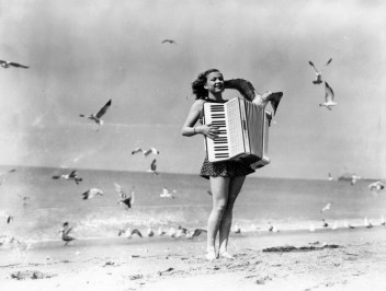 accordion_on_the_beach