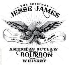 bourbon the-original-jesse-james-america-s-outlaw-bourbon-whiskey-kentucky-usa-10340429