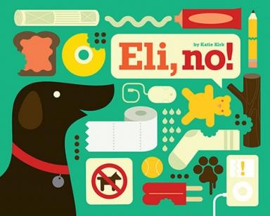 playful graphic Eli no