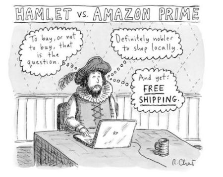 shakespeare procrastination cartoon