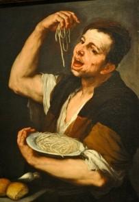 spaghetti-eater
