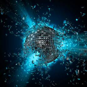 exploding-disco-ball
