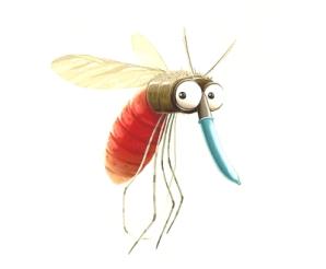 mosquito-cute