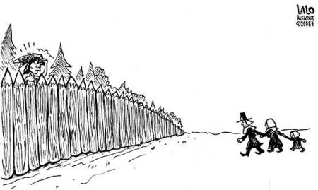 cartoon-indian-wall-pilgrims