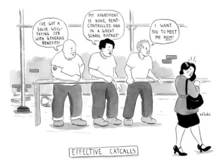 cartoon effective cat calls