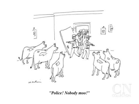 cartoon nobody moo