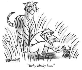 cartoon tiger 2