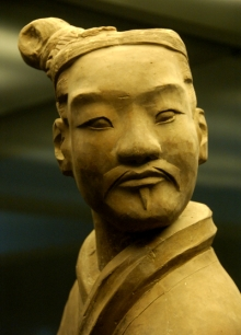 Terracotta Army figure