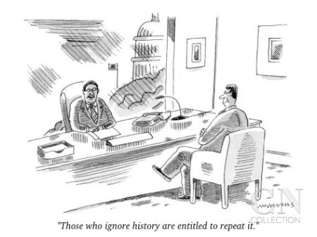 cartoon history repeat