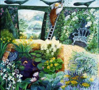 garden Jenny Beck