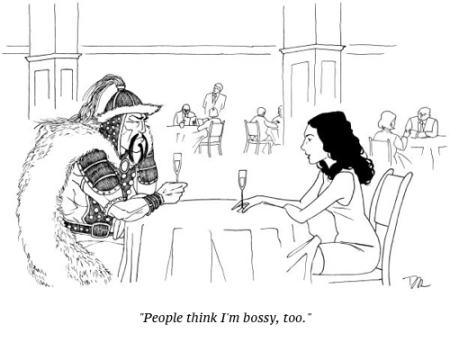 cartoon bossy too