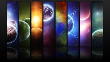spectrum-planet
