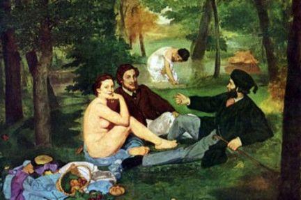 manet picnic