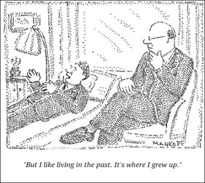 cartoon my past