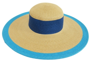 Colorbock-Wide-Brim-Summer-Hat-Boardwalk-Style