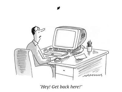 cartoon mick-stevens-hey-get-back-here-new-yorker-cartoon
