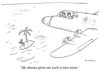 cartoon nice wave