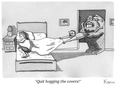 cartoon hogging covers