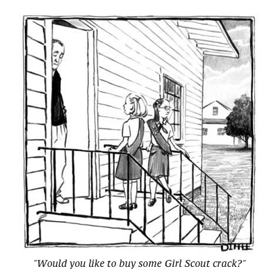 cartoon would-you-like-to-buy-some-girl-scout-crack-new-yorker-cartoon_a-G-9178735-8419449