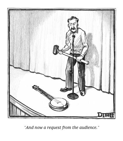 cartoon singer-smashes-banjo-matthew-diffee
