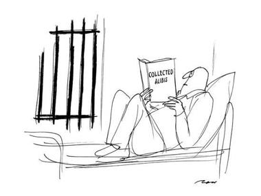 cartoon book alibis