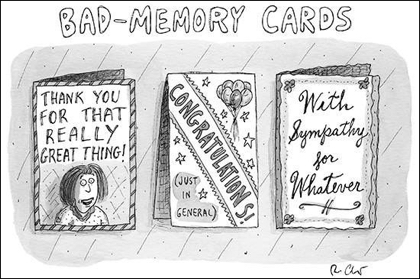 cartoon bad memory
