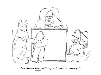 cartoon memory refresh