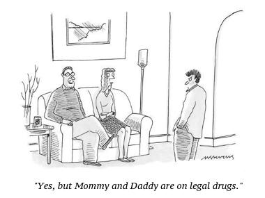cartoon legal drugs
