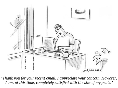 cartoon thank you email