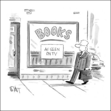 cartoon as seen on tv book