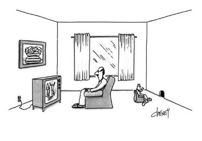 cartoon cat tv