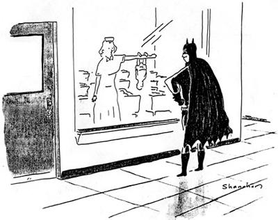 cartoon baby batman