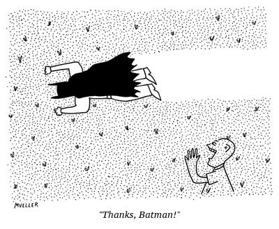cartoon thanks batman