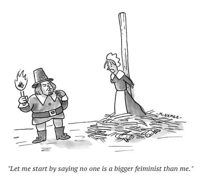 cartoon bigger feminist