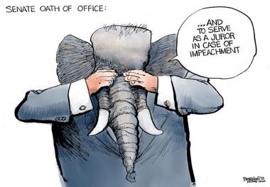cartoon senate oath