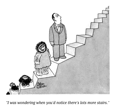 cartoon steps