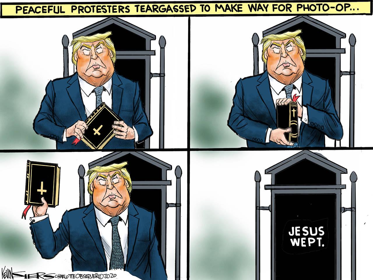 cartoon bible