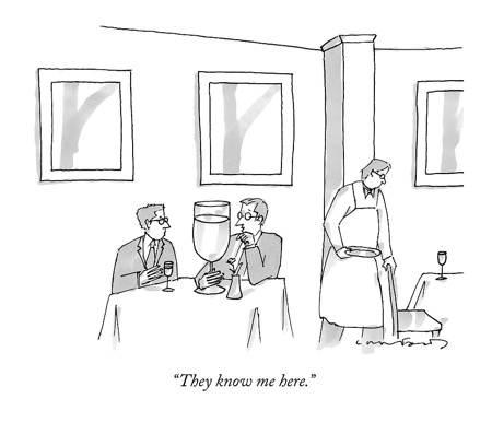 cartoon they know me