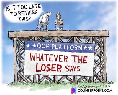 cartoon loser